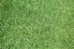 Fond d'herbe verte de faux Milieux de texture images libres de droits