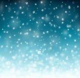 Fond d'hiver Image libre de droits