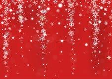 Fond d'hiver Photos libres de droits