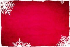 Fond d'hiver de Noël Photographie stock