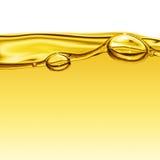 Fond d'huile Photographie stock libre de droits
