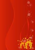 Fond d'illustration de Noël/an neuf Images libres de droits