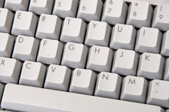 Fond d'image de clavier d'ordinateur photos stock
