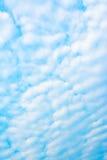 Fond d'image de nuage blanc et de ciel bleu image libre de droits