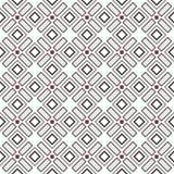 Fond d'image sans couture de kaléidoscope de la géométrie de croix de place de contrôle Photo stock