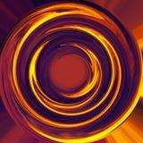 Fond d'imagination Texture et fond colorés abstraits L'espace courbé de copie Conception graphique moderne de Digital illustration de vecteur