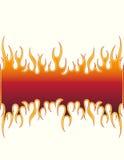 Fond d'incendie Photos libres de droits