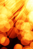 Fond d'optique des fibres Images libres de droits
