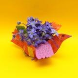 Fond d'orange d'été ou de source images stock