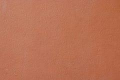 Fond d'orange de mur Photo libre de droits