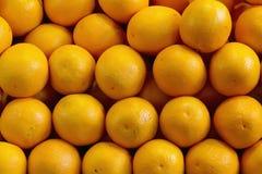 Fond d'oranges Photographie stock libre de droits