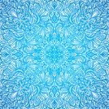 Fond d'ornement de foulard illustration de vecteur