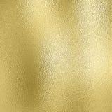 Fond d'or Texture décorative d'aluminium d'or photographie stock libre de droits