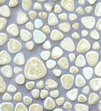Fond d'un étage en pierre Images libres de droits