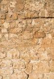 Fond d'un mur en pierre Photos stock