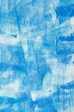 Fond dans bleu et blanc Image libre de droits