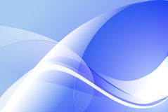 Fond dans le bleu Photos libres de droits