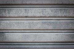 Fond de barrière en métal comme texture Images libres de droits