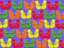 Fond de bascule électronique Image libre de droits