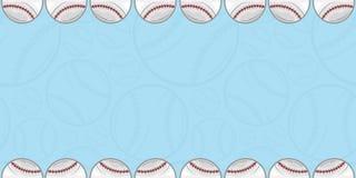 Fond de base-ball - sport Photographie stock libre de droits