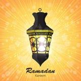Fond de beauté pour le festival musulman de la Communauté Photos stock