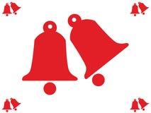 Fond de Bells Images libres de droits