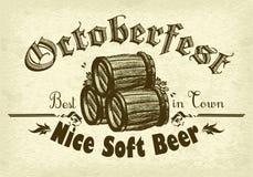 Fond de bière Photographie stock libre de droits