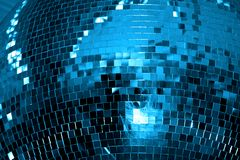 Fond de bille de disco Photos libres de droits