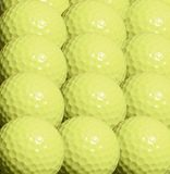 Fond de billes de golf Images stock