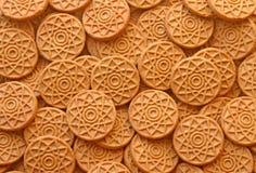 Fond de biscuit Image stock