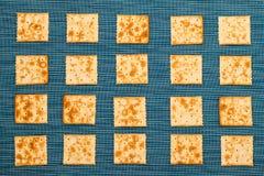 Fond de biscuits Image libre de droits