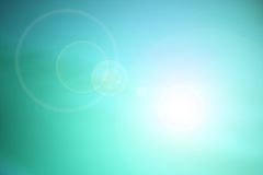 Fond de bleu de ciel Photographie stock