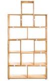 Fond de boîte en bois ou d'étagère photo stock