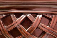 Fond de bois décoratif Photographie stock libre de droits