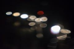 Fond de Bokeh de lumières Images libres de droits