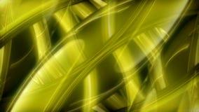 Fond de bouclage jaune abstrait illustration stock