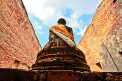 Fond de Bouddha Photos libres de droits