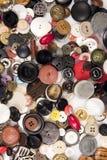 Fond de boutons Photographie stock libre de droits