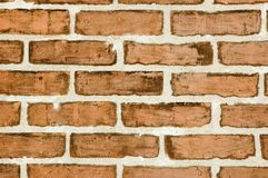 Fond de Brickwall. Photographie stock