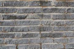 Fond de brique de scories Photos libres de droits