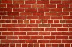 Fond de brique rouge Photographie stock libre de droits