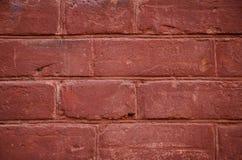 Fond de brique rouge photos libres de droits