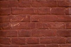 Fond de brique rouge photo libre de droits