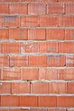 Fond de briques Photographie stock