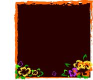 Fond de Brown Photo stock
