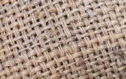 Fond de brun de sac de sac Photo stock