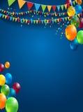 Fond de célébration Photo stock