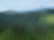 Fond de côtes vertes Photos libres de droits