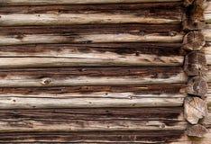 Fond de cabine de logarithme naturel images stock