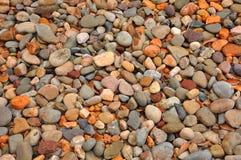 Fond de caillou Photographie stock libre de droits